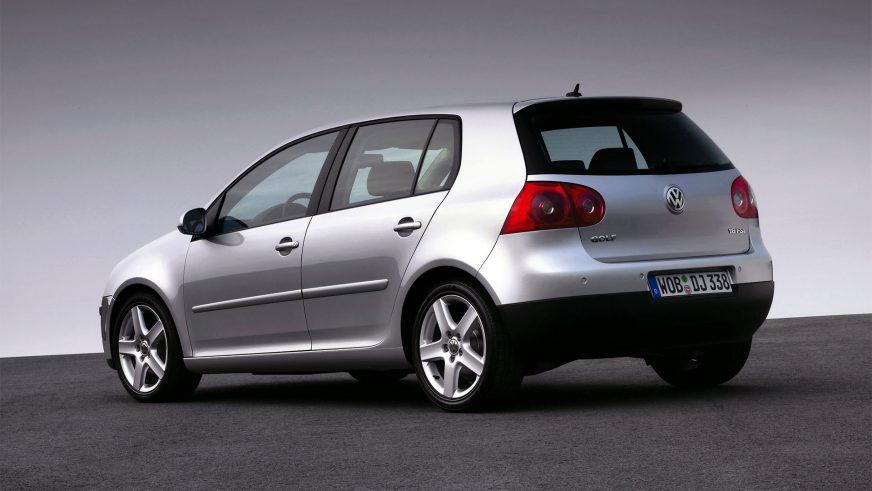 2003 год — Volkswagen Golf V