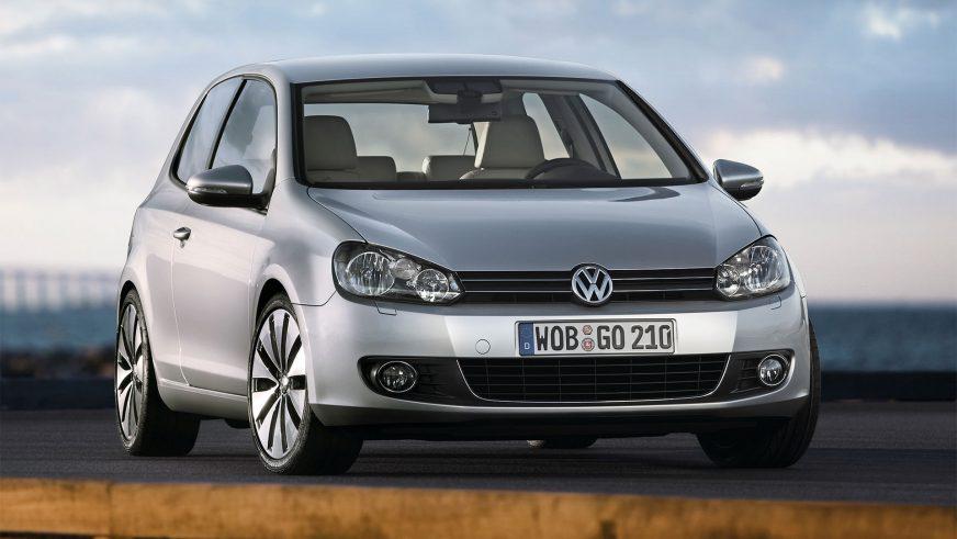2008 год — Volkswagen Golf VI