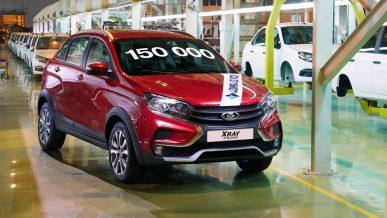 С конвейера «АЗИЯ АВТО» сошел 150-тысячный автомобиль