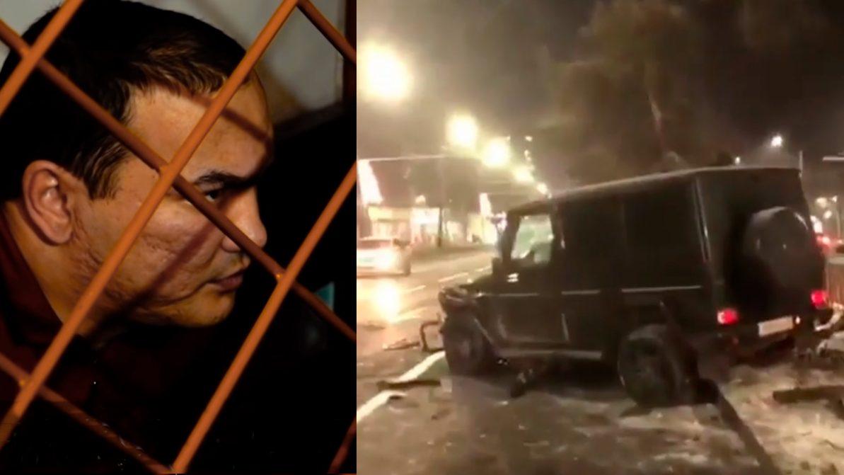 ДТП с Gelandewagen в Алматы: 8 лет тюрьмы просит прокурор для подсудимого