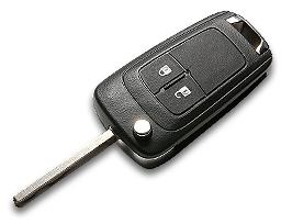 Chevrolet Tracker - 2015 - ключ