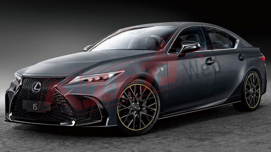 Lexus может перейти на моторы BMW