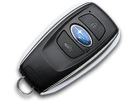 Subaru Outback - 2015 - ключ