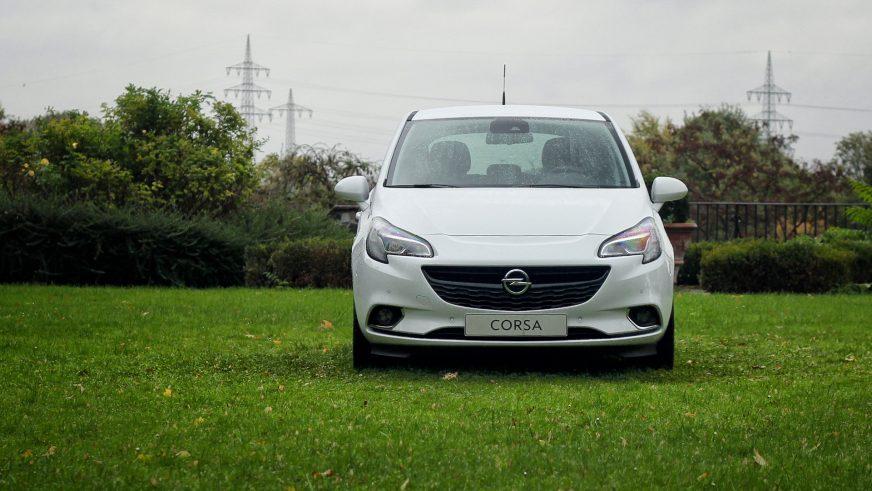 Opel Corsa (Е) - 2015
