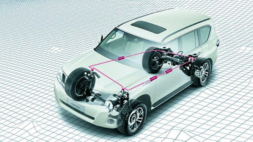 Nissan Patrol - 2010