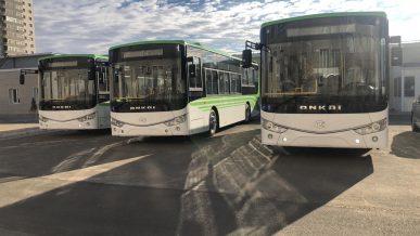 В Атырау могут появиться электроавтобусы