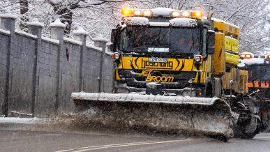 Сколько зарабатывают водители снегоуборочной техники в Алматы