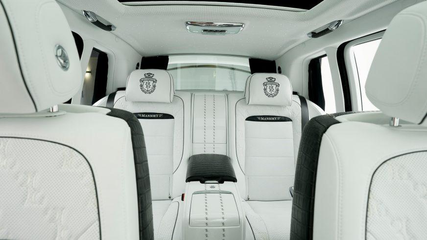 Тюнеры сделали Rolls-Royce Cullinan ещё дороже