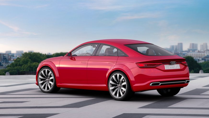 Audi TT может уйти на покой