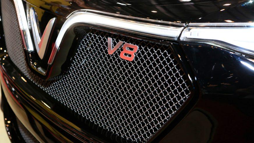 Вьетнамский кроссовер с американским V8