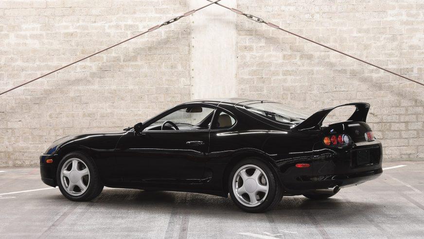 Капсула времени: Toyota Supra за 173 тысячи долларов