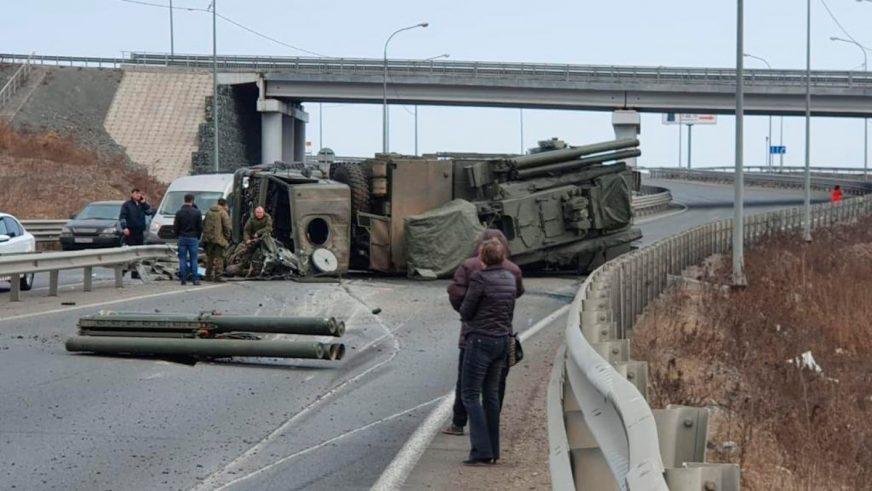 ДТП на $14 миллионов произошло под Владивостоком