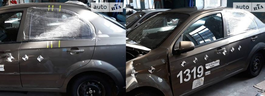 Машину после краш-теста решил продать ZAZ