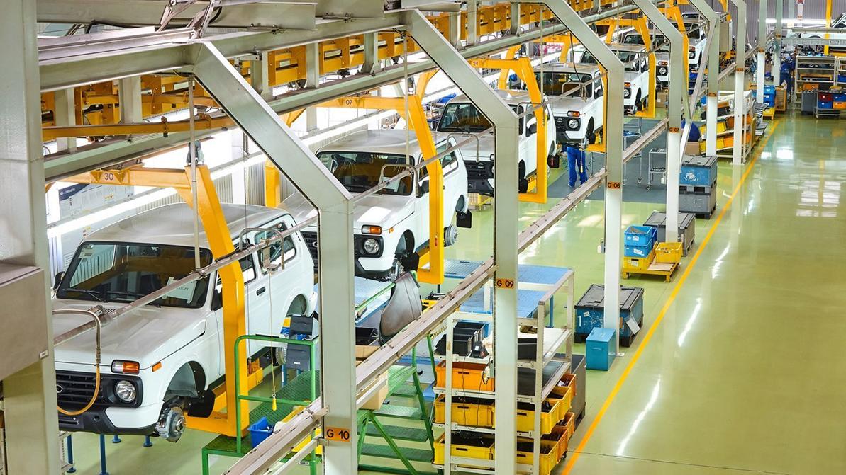 Продажи машин казахстанской сборки достигли 57 % авторынка