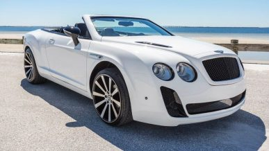 Тюнеры превратили Chrysler Sebring в Bentley Continental GTC