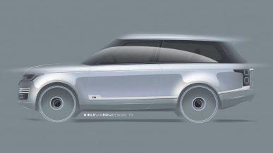 Трёхдверному Range Rover быть, но сделают его тюнеры