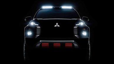 Mitsubishi готовит хардкорный L200