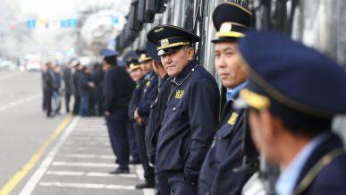 Водителей автобусов в Алматы подсчитали и зарегистрировали