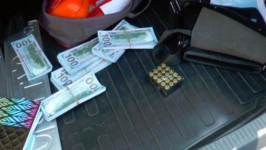 Пневмат, пачки «долларов» в Camry перевозил сын талдыкорганского акима?