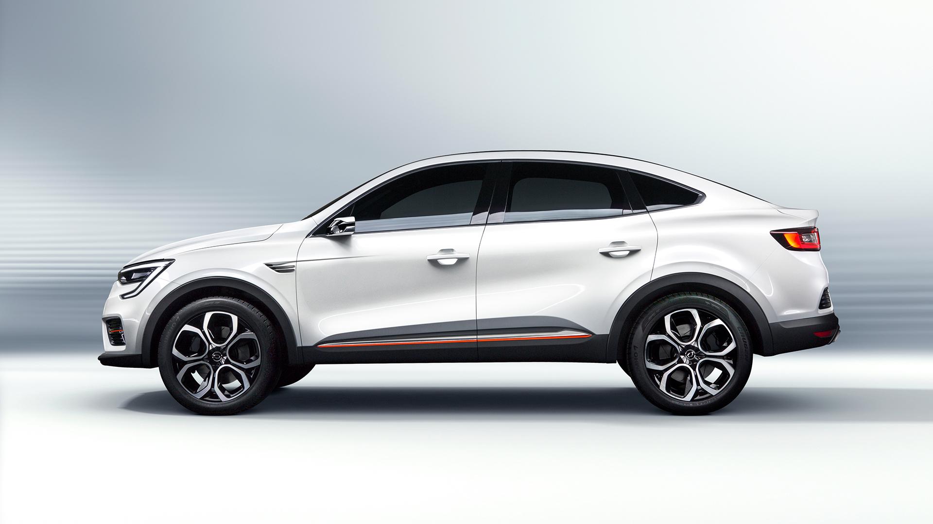 Renault Arkana стал «Самсунгом»