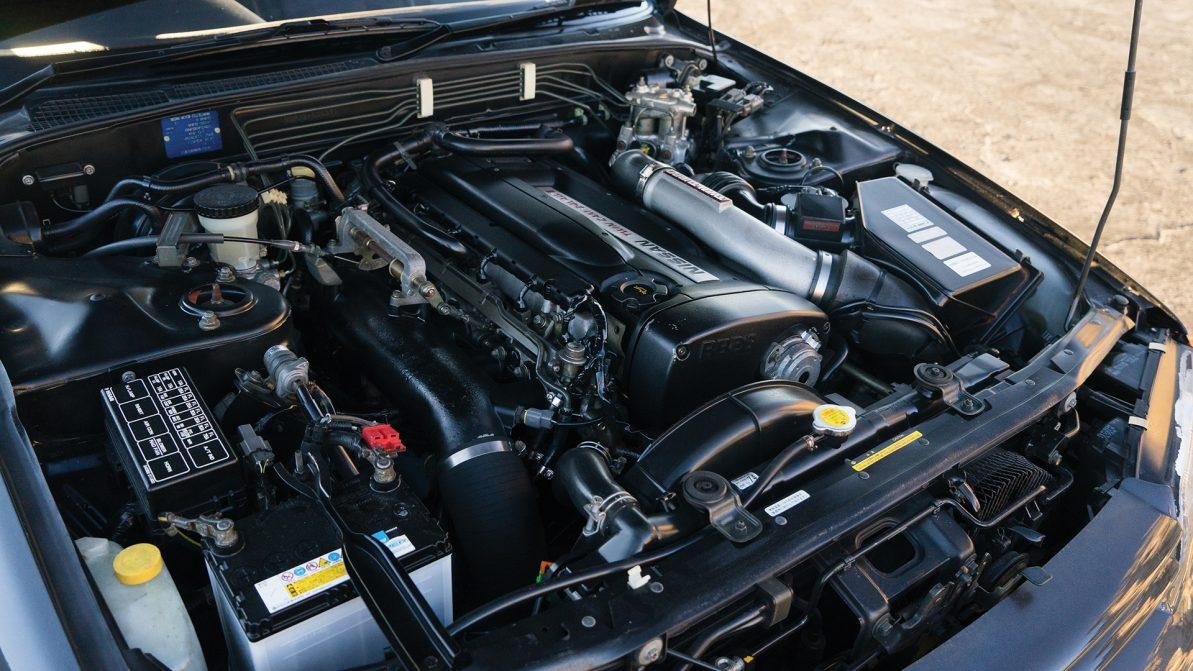 Новенький RB26DETT прямиком от Nissan