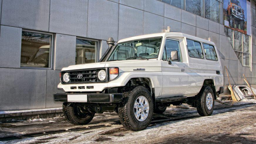 Toyota Land Cruiser 78 - 2003