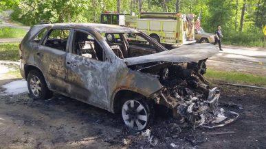 Возгорание Hyundai и Kia. В США завели дело