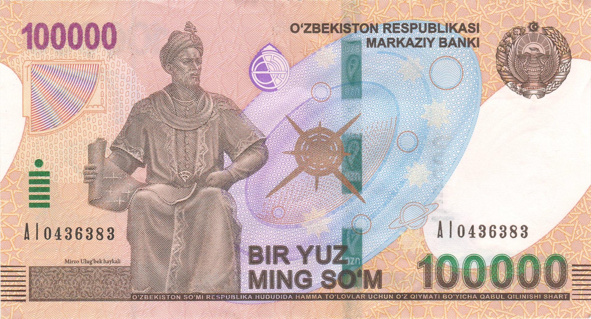 100 000 sum