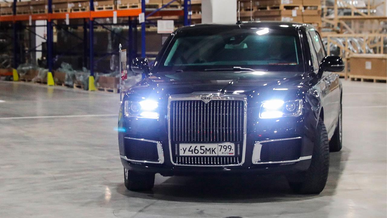 Завод Mercedes-Benz в России официально запустили