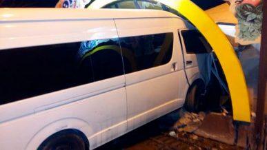 Водитель, протаранивший магазин в Атырау, попросил его не осуждать