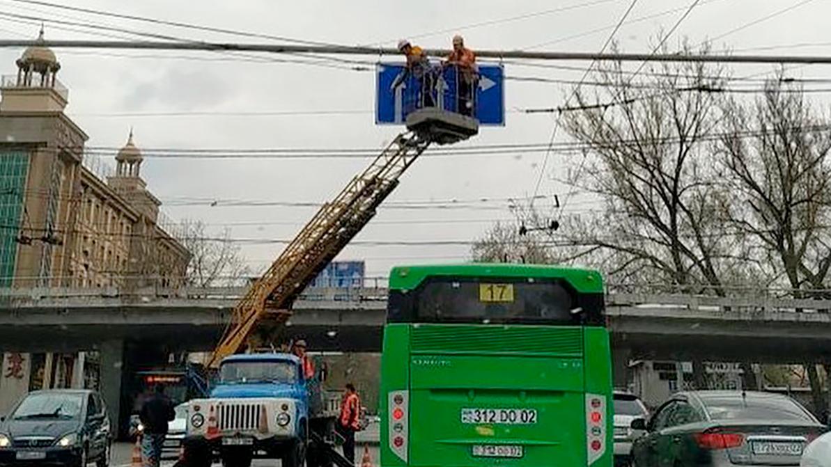 Изменений движения на перекрёстке Сейфуллина – Райымбека в Алматы пока не будет