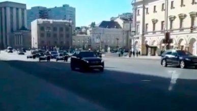 Как Касым-Жомарт Токаев ездил по Москве