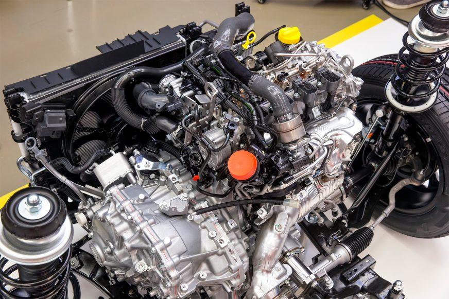 Технические характеристики Renault Arkana раскрыты