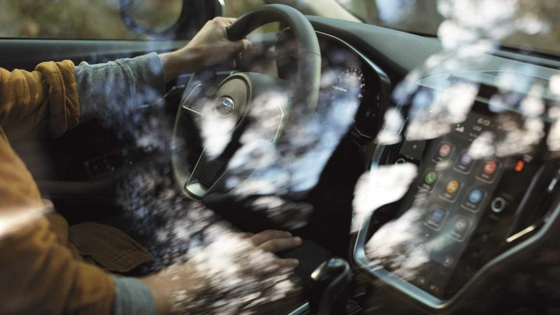 Subaru показал тизер нового Outback