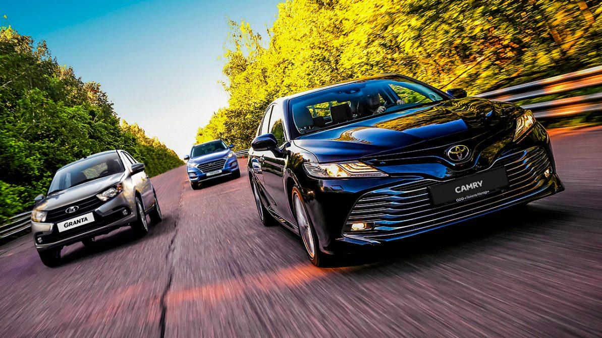 Казахстанцы купили новых автомобилей на четверть миллиарда долларов