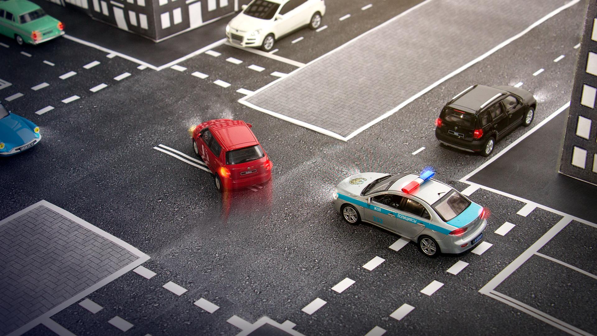 Наказанные за наезд на двойную сплошную смогут вернуть водительские права