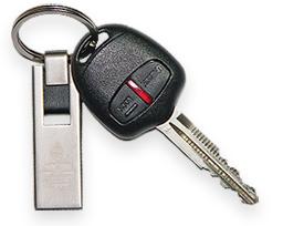 Mitsubishi ASX - 2010 - ключ