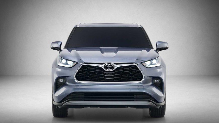 Новый Toyota Highlander представлен официально