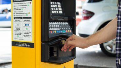 Парковки делают платными… по просьбам самих алматинцев