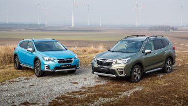 Subaru назвали самым уважаемым автомобильным брендом