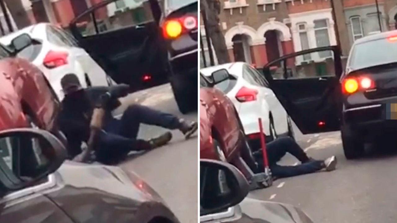 В Лондоне массово воруют катализаторы с машин