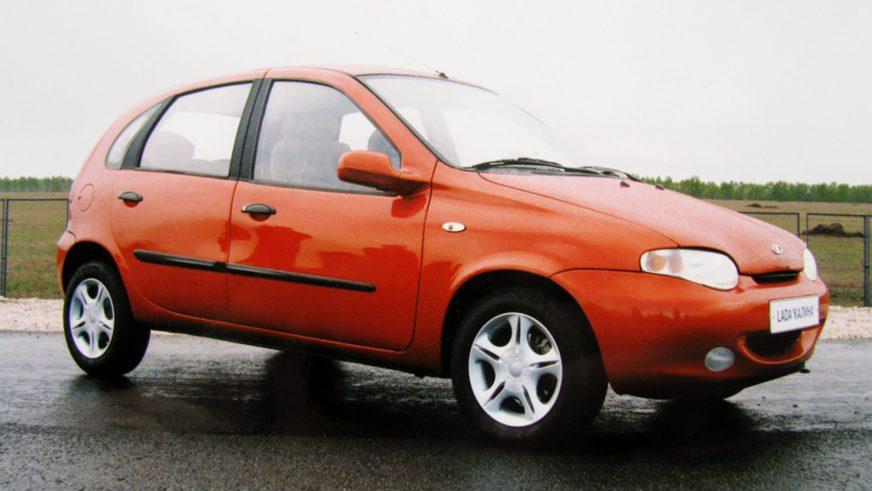 1999 год — прототип ВАЗ-1119 «Калина»