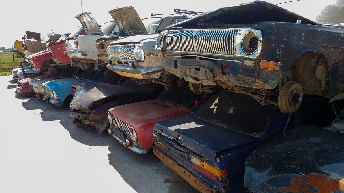 Без очереди можно будет сдавать старые авто на утилизацию