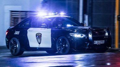 BMW нафантазировала полицейскую M2