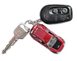 Isuzu Vehicross - 1999 - ключ
