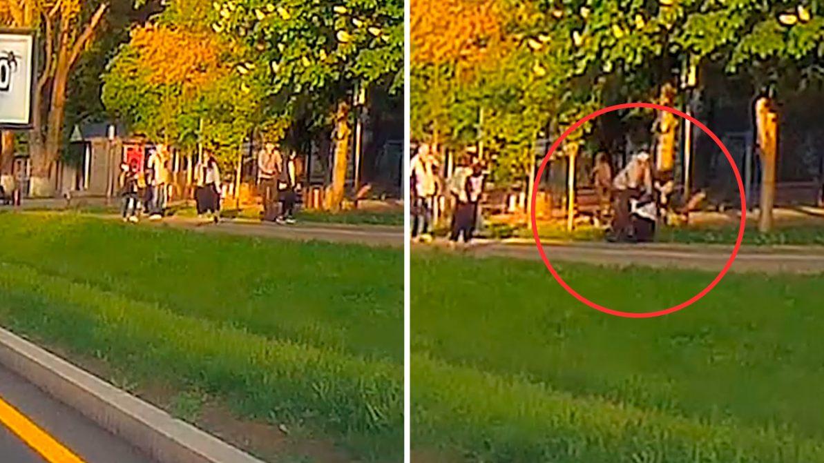 В Алматы девушка попала под колёса… электросамоката