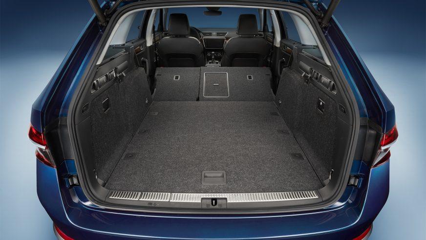 Обновлённый Škoda Superb стал гибридом