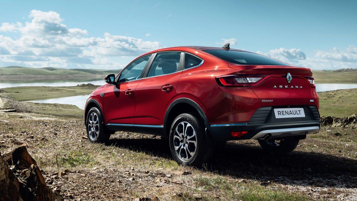 Сотню Renault Arkana продали всего за три часа