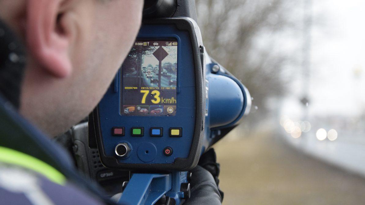 В России предлагают штрафовать за превышение на 3 км/ч