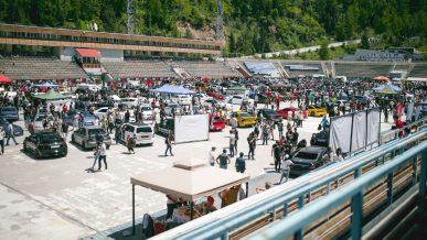 Автогонки и автошоу в июне
